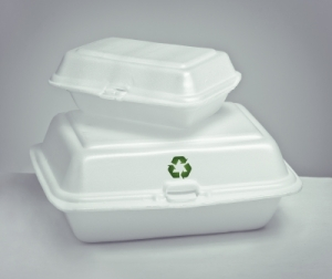 Styrofoam Containers